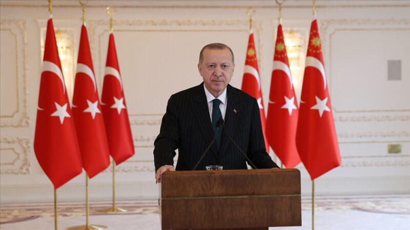 Cumhurbaşkanı Erdoğan: Yatırım düşmanlığına anlam vermek mümkün değildir