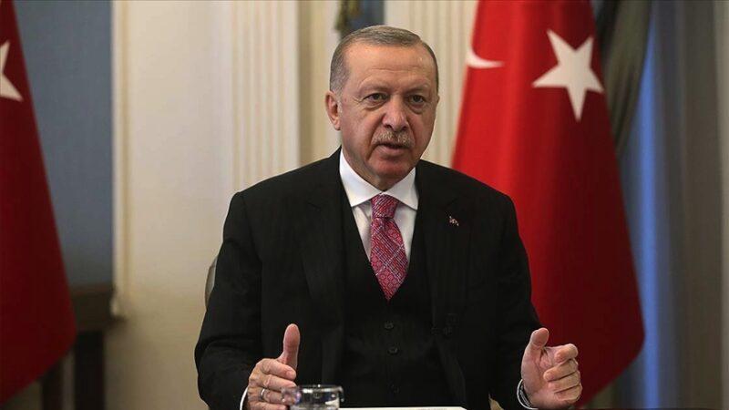Cumhurbaşkanı Erdoğan: Denetimsiz dijitalleşme bizi faşizme götürür