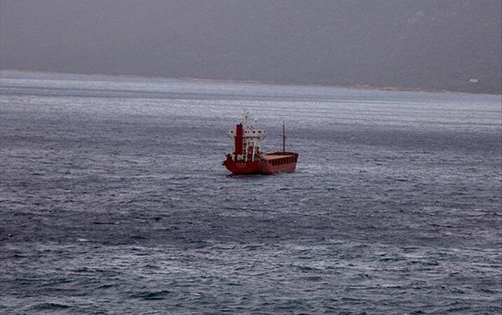 Hafter'den skandal hamle! İlaç taşıyan Türk gemisine el koydu