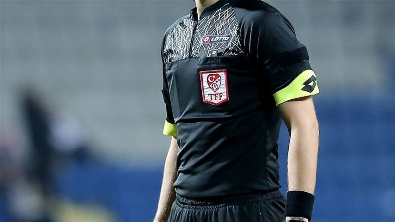 Süper Lig'de 16. hafta hakemleri belli oldu
