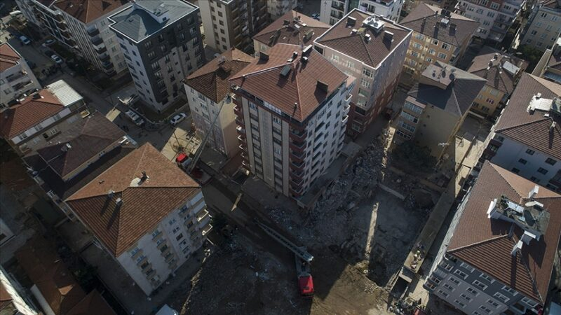 Kartal'da çöken apartman için istenen cezalar belli oldu
