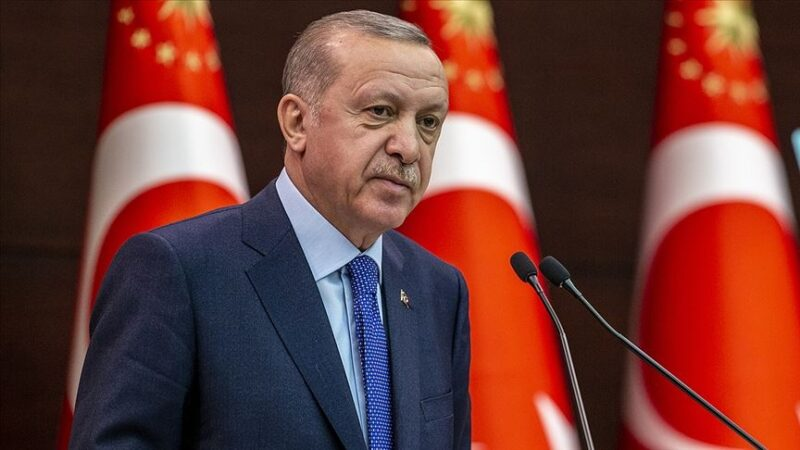 Cumhurbaşkanı Erdoğan'dan 'Hanuka Bayramı' mesajı