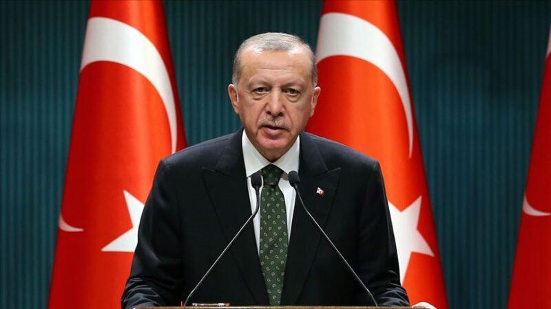 Erdoğan: Türkmenistan, Türk Konseyi'ne en kısa zamanda dahil olmalı