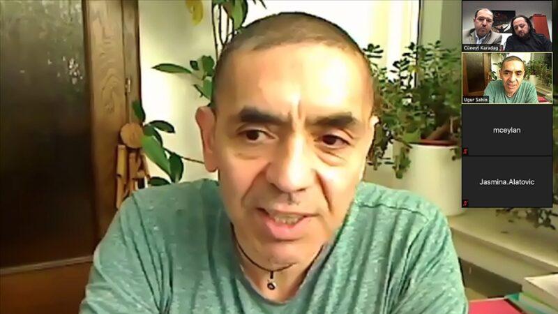 Aşıyı geliştiren Prof. Dr. Şahin'den Türkiye açıklaması: 'Yeterli doz depoladık'