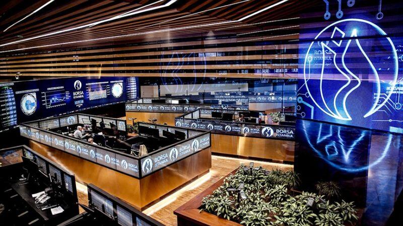 Borsa İstanbul'da yeni zirve