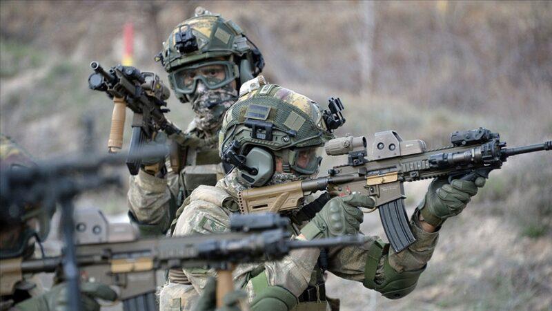 MSB duyurdu! 4 PKK/YPG'li etkisiz hale getirildi