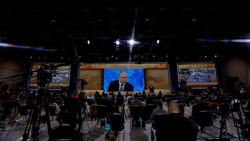 Putin: Erdoğan sözünde duran adamdır