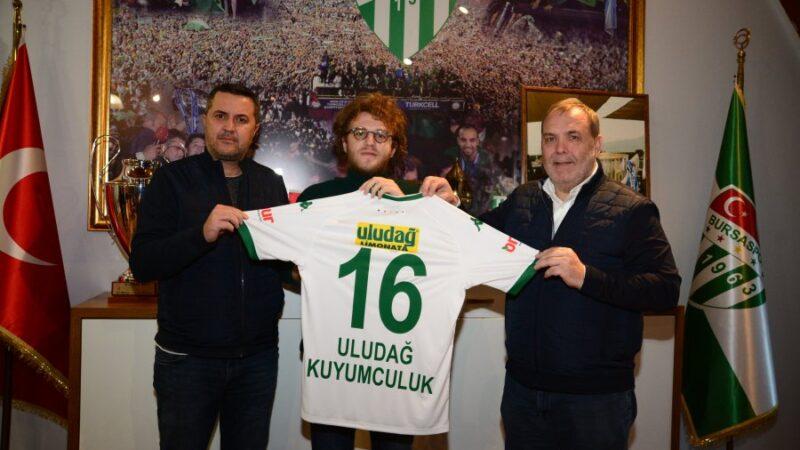 'Bursaspor'a uğurlu geldik' diyerek diğer maçı açıkladı…