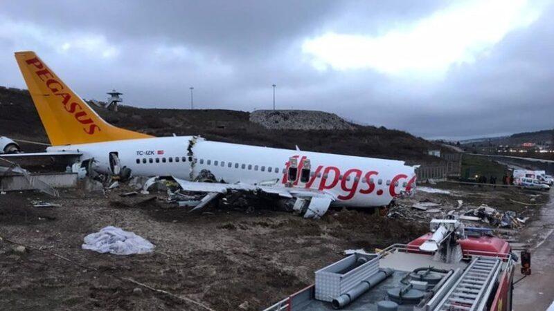 Uçak kazasında rapor tamamlandı: Pilot asli kusurlu