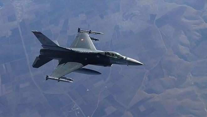 Kuzey Irak'ta TSK ile MİT'ten ortak operasyon