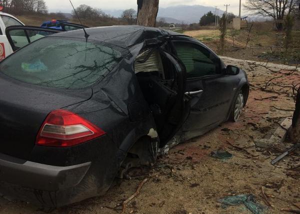 Bursa'da feci kaza: 1'i ağır 3 yaralı