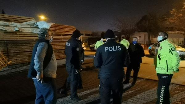 Bursa'da polisi bile şaşırtan sözler: 'İçeri girsin yatsın da rahat edelim'