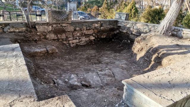 1. Kılıçarslan'ın kayıp mezarı 914 yıl sonra bulundu