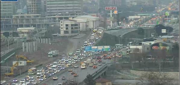 Bursa trafiği en sıkışık kentler arasında…