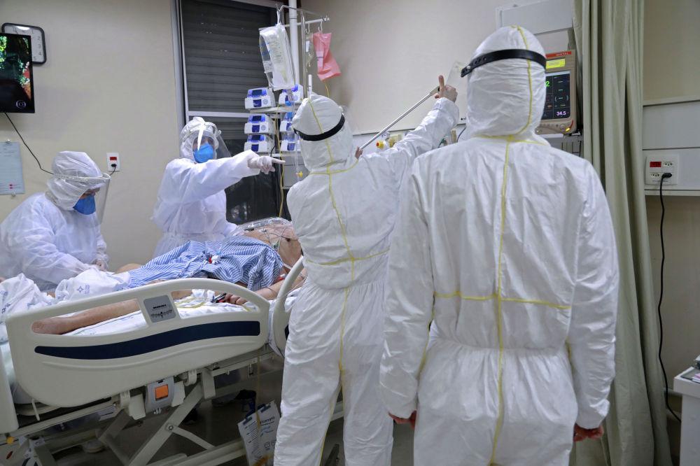 Dünya bunu konuşuyor! Çinli doktorlardan bomba itiraflar!