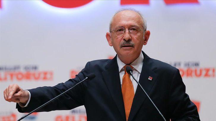 CHP lideri Kılıçdaroğlu'ndan flaş erken seçim açıklaması