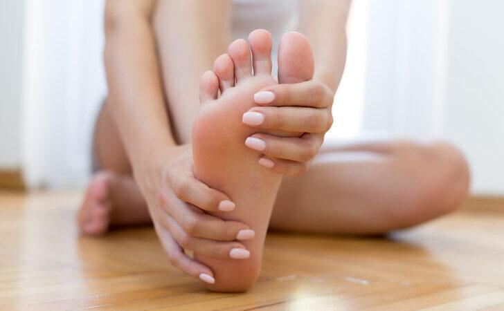 Şeker hastalığı ayak şeklini de bozuyor!