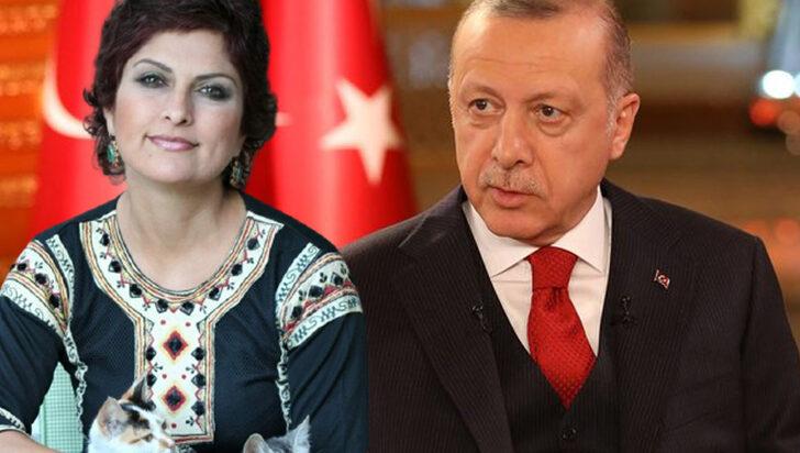Ünlü şarkıcıdan Cumhurbaşkanı Erdoğan paylaşımı! 'Linç edileceğimi bile bile..'