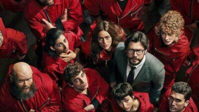 La Casa De Papel'in yeni sezon heyacanı şimdiden sosyal medyayı sardı!