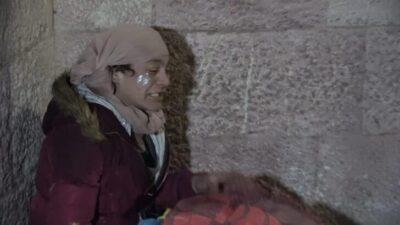 Bursa'da yürek yakan olay! Son anda kurtarıldı