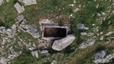 2500 yıllık mezarlık müze oluyor