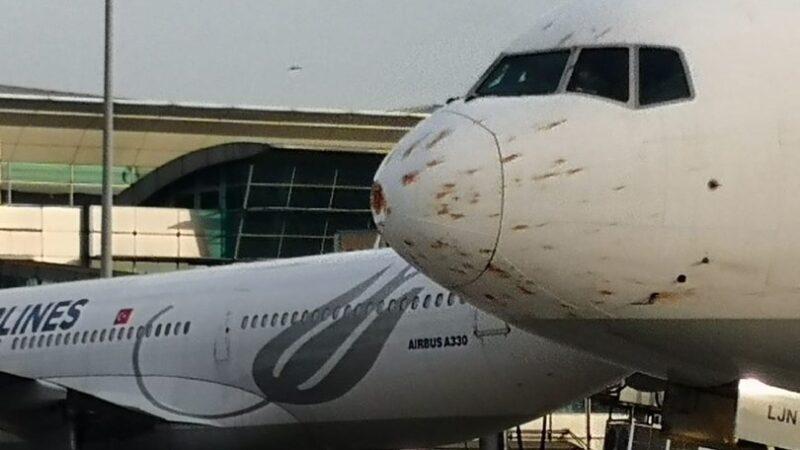 THY kargo uçağı zorunlu iniş yaptı