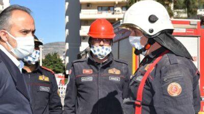 Bursa'da saatte 1 yangın, 1 kurtarma olayı