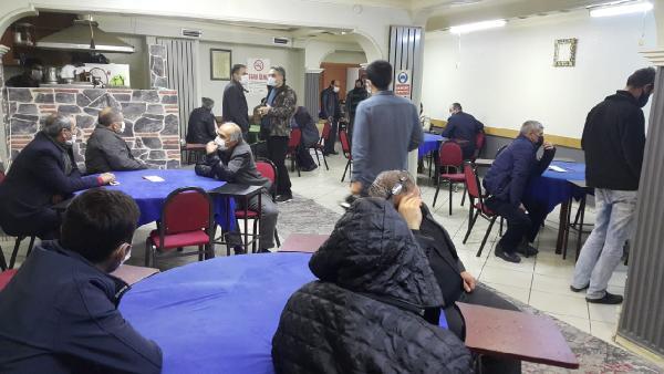 Bursa'da kumar baskını! Kamera sistemi kurmuşlar