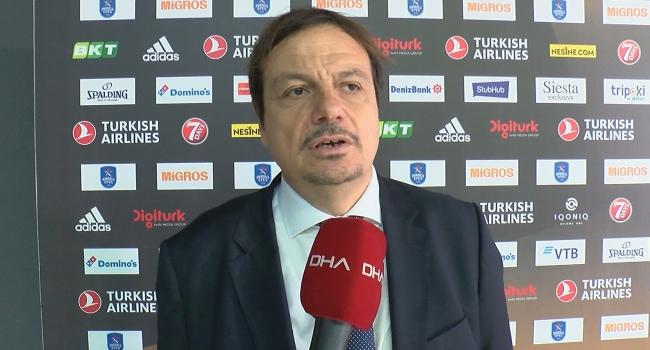Ergin Ataman: Mağdur olan hep biz oluyoruz
