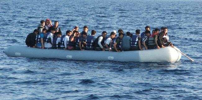 Libya açıklarında göçmen teknesi battı: En az 43 ölü