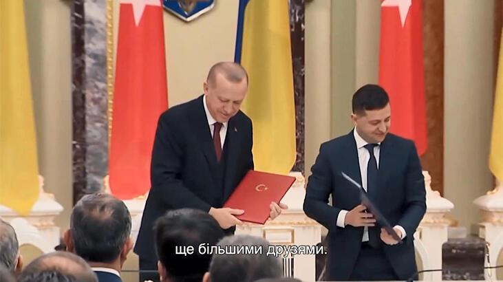 Yılbaşı konuşmasında dikkat çeken 'Türkiye' mesajı!