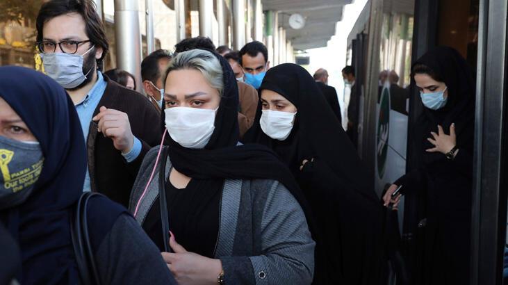 İran: Koronavirüsün üçüncü dalgası hızlı kontrol altına alındı