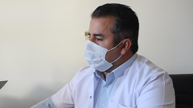 Kovid-19'a karşı tek doz aşı yaptıran doktorda şaşırtan sonuç