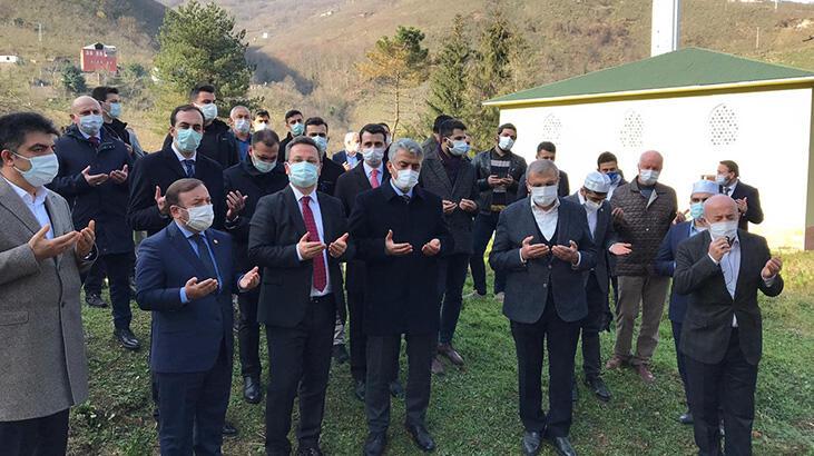Beykoz Belediye Başkanı Murat Aydın'ın acı günü
