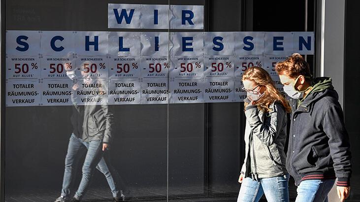 Almanya'da Kovid-19'dan ölenlerin sayısı 35 bini geçti
