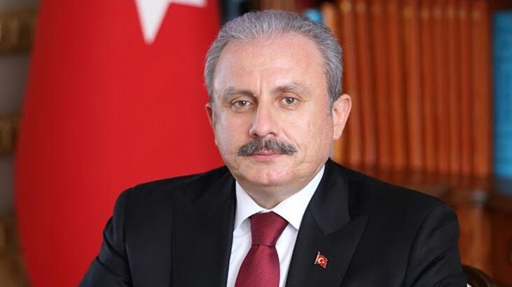 TBMM Başkanı Mustafa Şentop, 'Bayrak Şairi' Arif Nihat Asya'yı andı