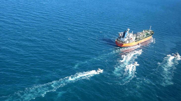 İran tankere el koydu, Güney Kore Körfez'e savaş gemisi gönderdi