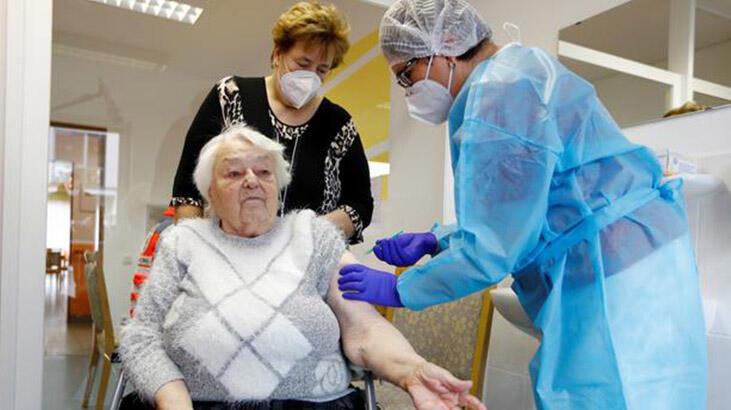 Aşı olan 13 kişi bir hafta sonra korona oldu!