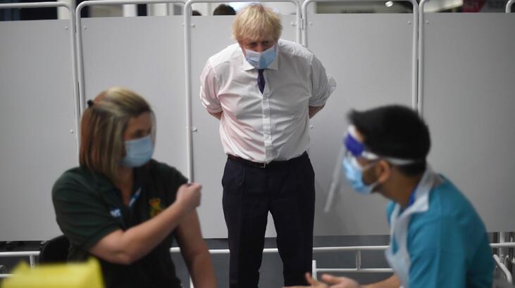 İngiltere toplu koronavirüs aşılamasına başladı