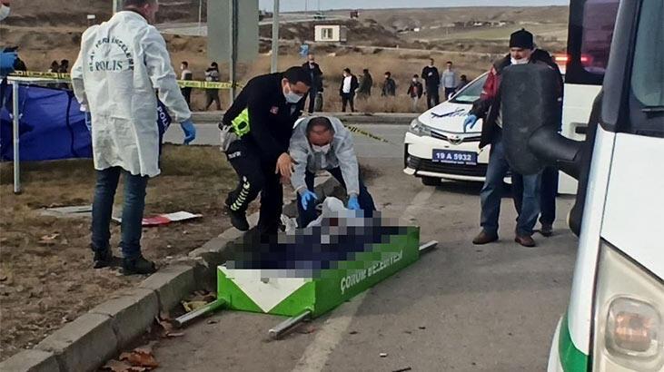 Freni boşalan kamyon otomobile çarptı: 1 ölü, 2 yaralı