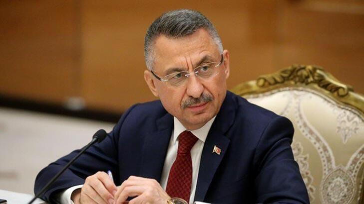 Cumhurbaşkanı Yardımcısı Fuat Oktay'dan, KKTC Başbakanı Saner'e taziye telefonu