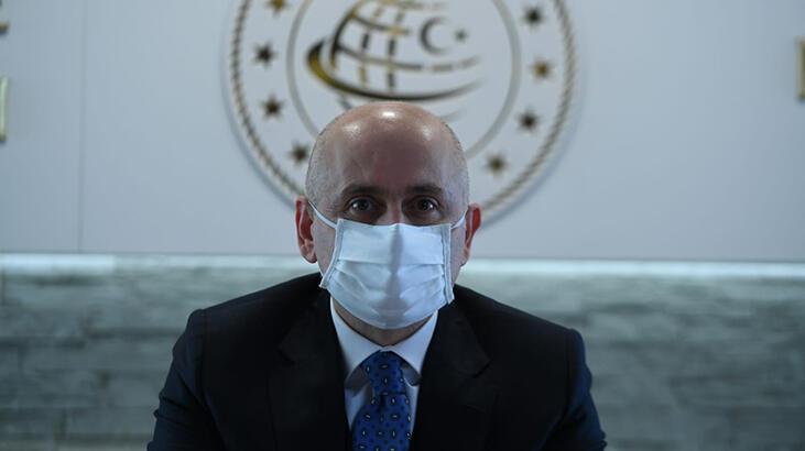 Bakanı Karaismailoğlu'ndan Kanal İstanbul açıklaması: Başlamak için sabırsızlanıyoruz