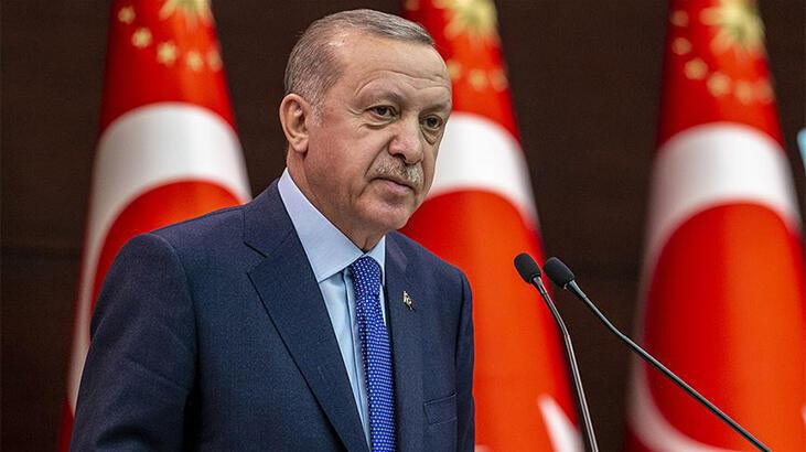 Cumhurbaşkanı Erdoğan'dan 'dil' mesajı: Sahip çıkmayan milletler devrilmeye mahkumdur