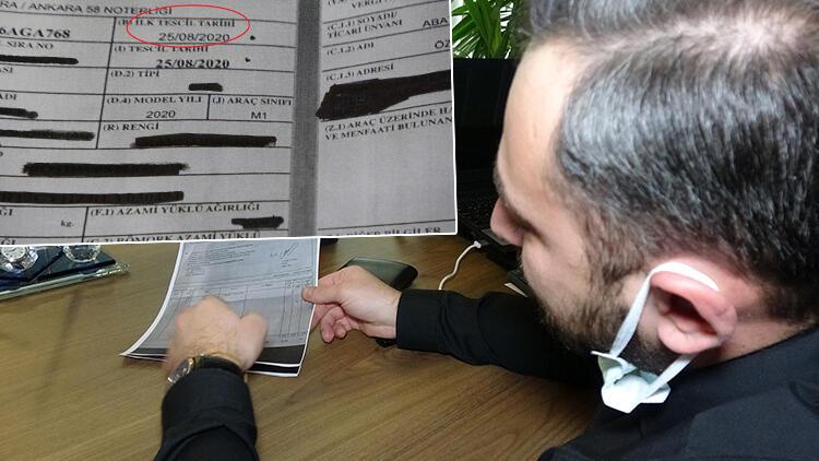 Yer: Bursa… 2020 yılında almıştı! Cezayı görünce şoke oldu