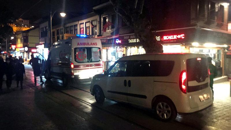 Bursa'da bıçaklı dehşet