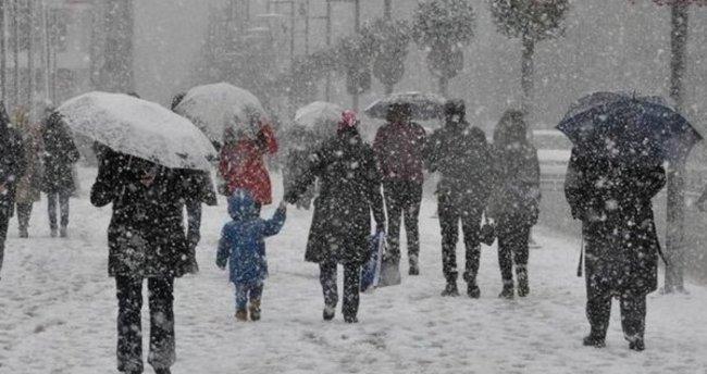 Meteoroloji'den kar uyarısı! Bu bölgelerde oturanlar dikkat