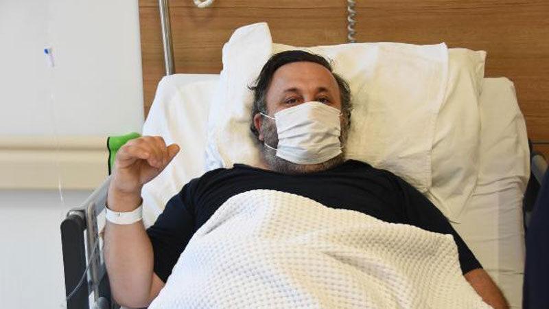 Bir sivilce hayatını kararttı! 5 saatlik operasyonla ölümden döndü