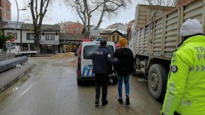 Bursa'da marketten hırsızlık şüphelisine sokağa çıkma cezası