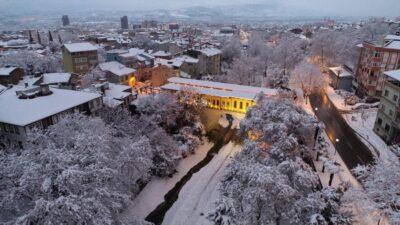 Bursa'dan muhteşem görüntüler