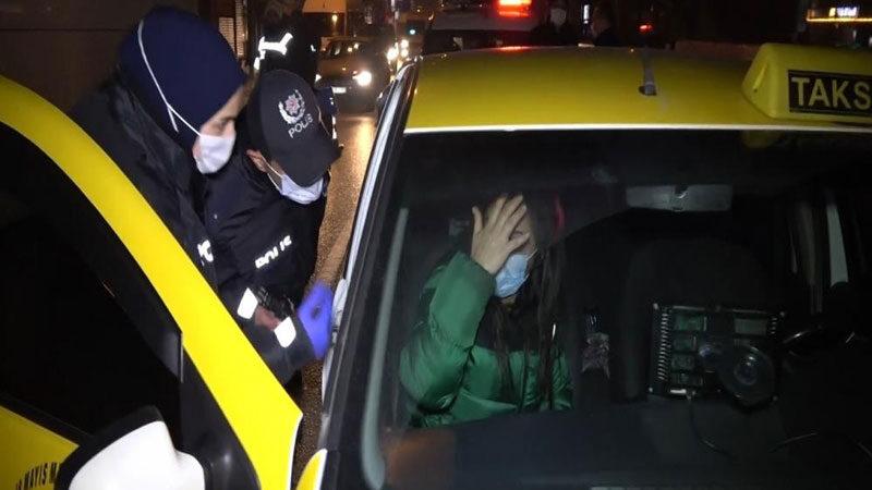 Bursa'da takside alkol alırken yakalandı! 'Hastaneye gidiyorum' dedi